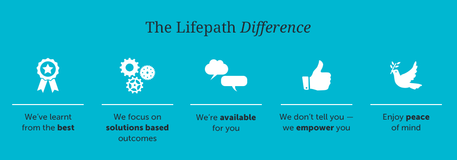 The LifePath financial advisers difference