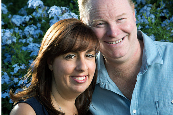 Critical Illness Insurance - Marcelle and Darrens story
