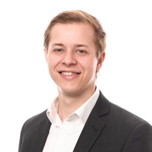 Craig Behrendorff Senior Client Service Manager
